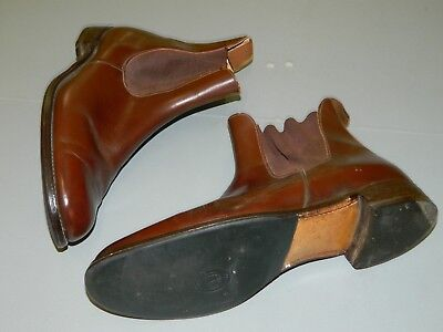 Vintage English Made Chelsea boots size 11   MOD / Skinhead  (T004)