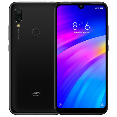 Xiaomi Redmi 7 6.26'' 4G Mobile Phone Unlocked Android 9.0 3GB+32GB 3900mAh 12MP