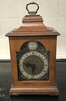 Tempus Fugit 25 Years Rotherhams English Movement Mantle Clock