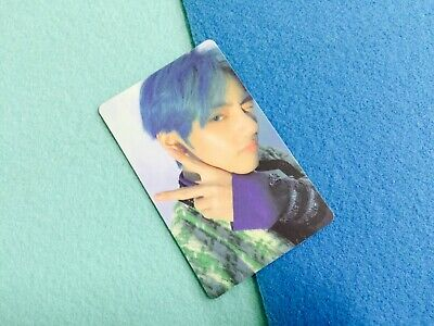 Bangtan boys BTS Map of the soul Persona V ver. 4 official photocard only