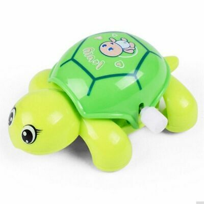 Plastic Turtles Tortoise Educational Toys Crawling Wind Up Toy For Baby U Ii Ooo