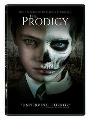THE PRODIGY DVD 2019 HORROR FREE SHIPPING USA SELLER (Disc Only)