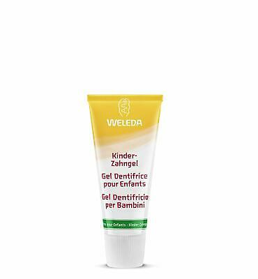 WELEDA Childrens Tooth Gel, 1.7 FZ