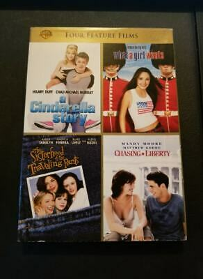 A Cinderella Story / What A Girl Wants / Chasing Liberty / Traveling Pants - DVD