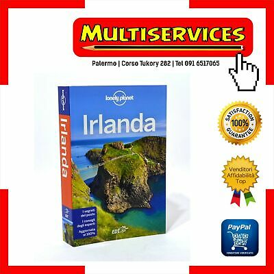 Irlanda - Lonely Planet Guida Turistica Travel Tourist Guide
