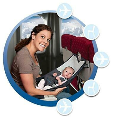 Portable Baby Infant Airplane Seat Flyebaby Air Travel New