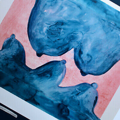 Beautiful Blue Is Louise Bourgeois 2018 Gallery Poster