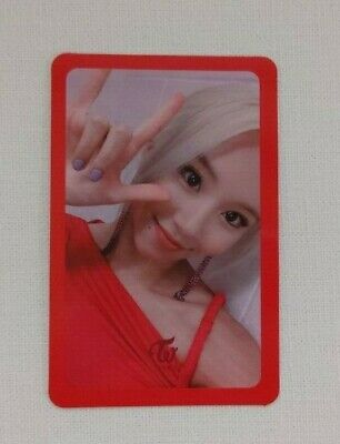 Twice CHAEYOUNG Official Photocard 7th Mini Album Fancy You