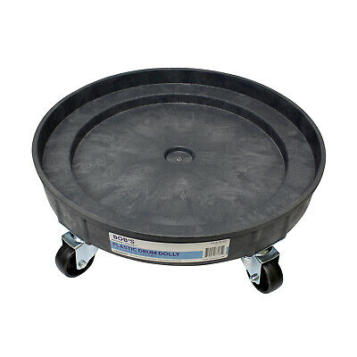 BISupply | 30 55 Gal Drum Dolly Barrel Dolly for 55 Gallon Drum Dolly 55 Gallon