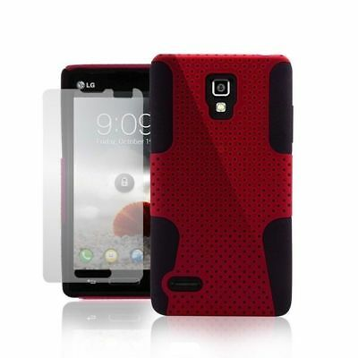New Case Cover For Lg Optimus L9 Rubber Soft