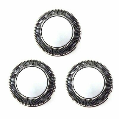 3pcs Shaver Heads Replacement for Philips HQ3 HQ4 HQ55 HQ56 Razor Blades IC1Z