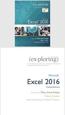 Exploring for Office 2016: Microsoft Office Excel by Mary Anne Poatsy(eBook)