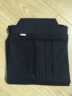 BRAND NEW - Japanese Black HAKAMA - Size 26
