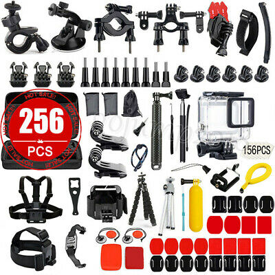 For GoPro HD Hero 7 6 5 4 3+ Chesty Accessories Head Strap Mount Chest Harness