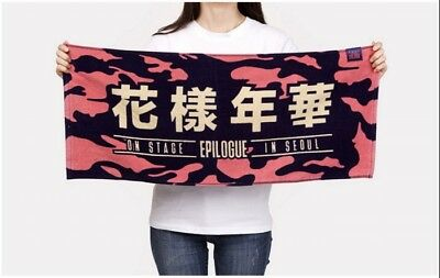 """BTS """" On Stage EPILOGUE in Seoul"""" CONCERT TOWEL LIMITED EDITION"""