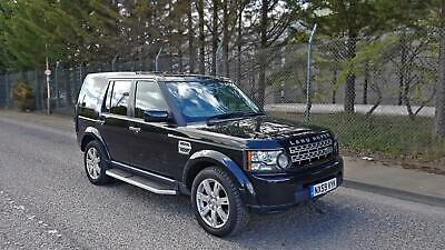 Land Rover Discovery 4 3.0 GS TDV6 (242bhp ) Automatic 2010MY