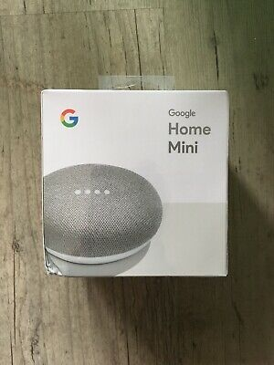 Google Home Mini Gris Tiza Altavoz Inteligente Microfono Integrado  Wifi