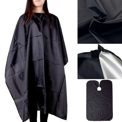 Barber Salon Hairdressing Hair Care Waterproof Gown Dye Cut Styling Cape Clothes