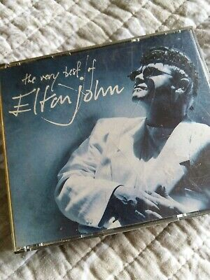 Elton John The Very Best of CD music used but good condition