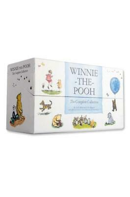 Winnie the Pooh the Complete Collection by A. A. Milne by A. A. Milne...