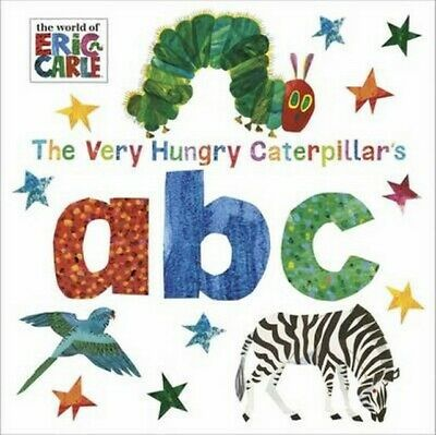 NEU The Very Hungry Caterpillar's abc Eric Carle 361673