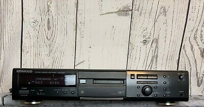 Kenwood DMF-3020 Stereo Minidisc Recorder with Remote