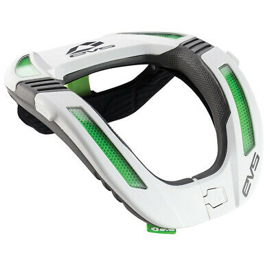 EVS White R4K Koroyd Kids MX Neck Protector