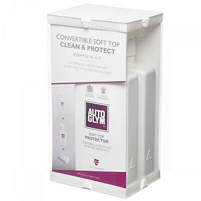 Autoglym Cabriolet Fabric Hood Cleaner and Preserver [AGFHK500ML] Soft Top