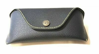 Moscot Original Leather Glasses Case Soft Protective New York