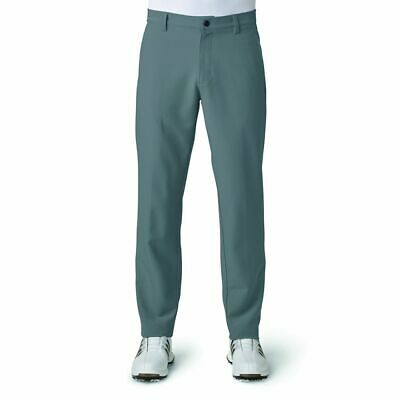 Adidas Golf Men's Ultimate 3-Stripes Taper Pants - Grey NEW! 2019