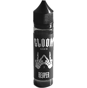 GLOOM 50ML E Liquid Juice 0MG Vape 70/30 VG/PG ShortFill 2 Flavours 1 Free Nic