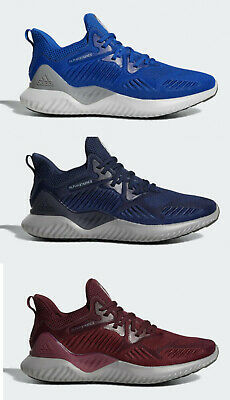 adidas ALPHABOUNCE BEYOND TEAM SHOES Collegiate Royal Navy Maroon Red Blue a1
