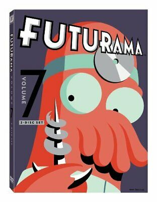 Futurama: Volume 7 (DVD,2012)
