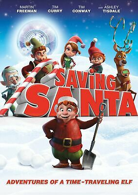 Saving Santa (DVD,2014)