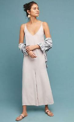 912878aeb18e NWT ANTHROPOLOGIE TALLULAH WIDE-LEG JUMPSUIT by HD in PARIS Size 8 ...
