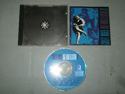 Guns N Roses - Use your illusion II (Cd, Compact Disc) Complete Tested