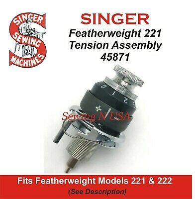 Singer Featherweight 221 & 222 Tension Complete 45871