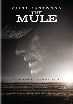 The Mule (DVD,2018) Disc Only Drama, Thriller, Crime-FREE SHIPPING!!!!!!