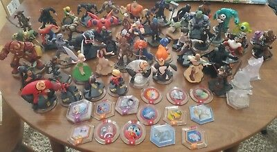 Disney Infinity 1.0 2.0 3.0 Figures Characters Pixar Star Wars Toy Story etc