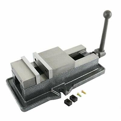 """4"""" High Precision Milling Machine Lockdown Vise Clamp Without Swiveling Base NEW"""