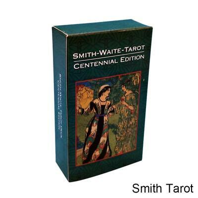 English Tarot Cards Radiant Rider Waite Smith Tarot Deck Board Game Cards