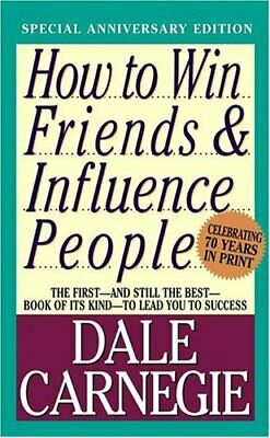 How to Win Friends and Influence People by Dale Carnegie - PDF *FAST DELIVERY*