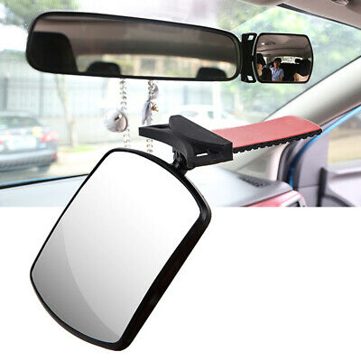 Toddler  Infant  Child Safety  Rear View Baby Mirror  Facing Back Car Seat