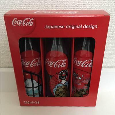 Coca Cola PLUS Dietary Fiber Healthy 0 Kcal Full x1,2,3 bottles Japan Limited!!