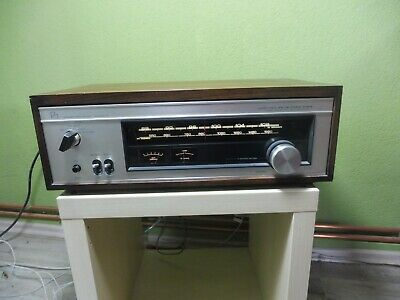 Luxman  Tuner Solid State WL  550  Great vintage Tuner Top Empfang !