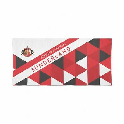 Sunderland Beach Towel – Personalise with Any Name