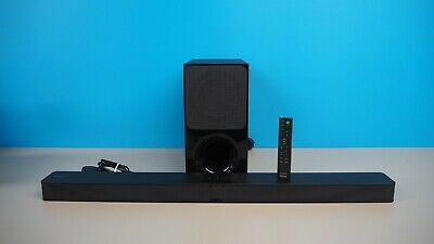 Sony HT-CT290 Bluetooth Sound Bar with Wireless Subwoofer - Black (756741)
