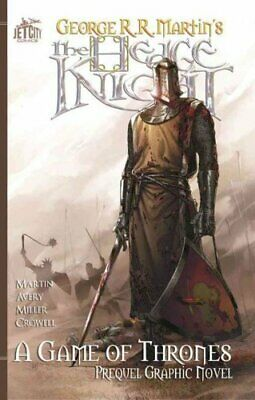 The Hedge Knight: The Graphic Novel by George R. R. Martin 9781477849101