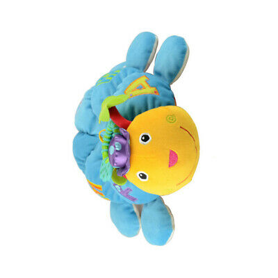 Cute Plush Animal Turtle Toys for Baby Kids Hanging Sleep Appease Toys W