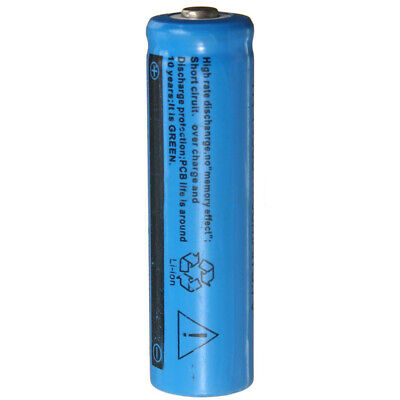 3X(18650 4200mAh Li-ion Rechargeable Battery for Flashlight Y1D1)